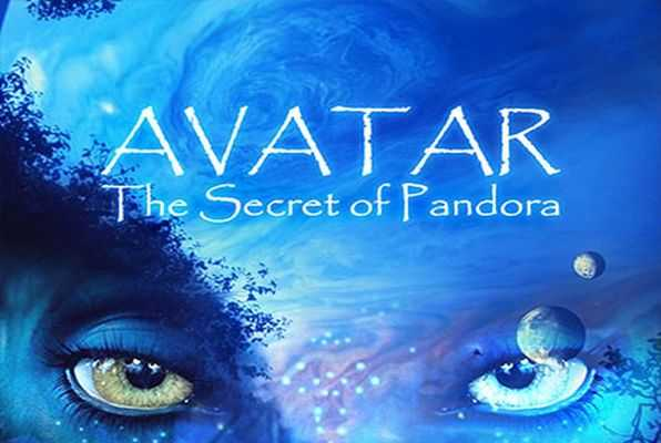 Avatar - The Secret of Pandora (Break the Code) Escape Room
