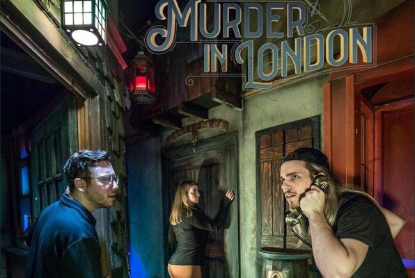 Murder in London