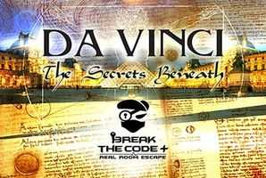 Квест Da Vinci - The Secrets Beneath