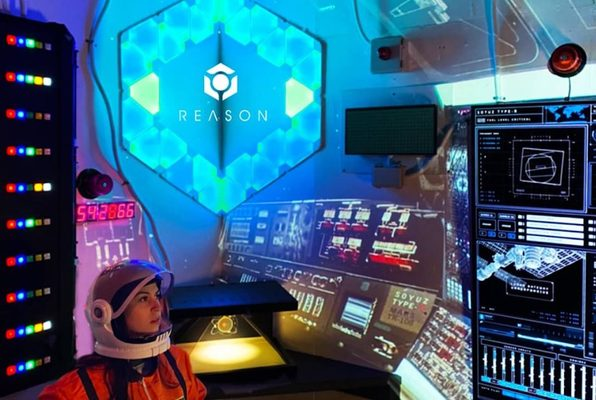Moonshot 2 - Gateway Online