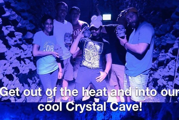 The Crystal Cave Mission
