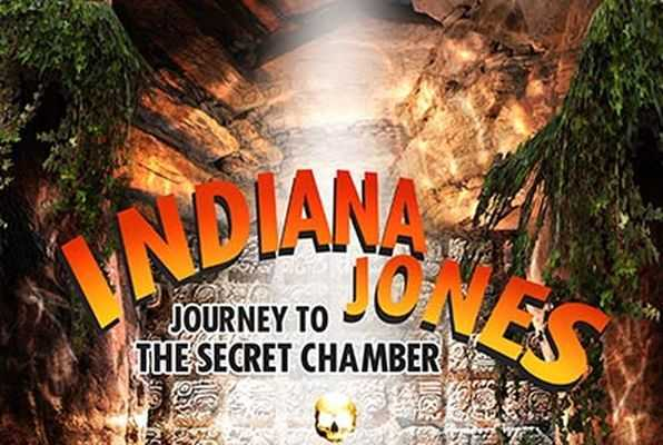 Jones' Adventure - Journey to The Secret Chamber​