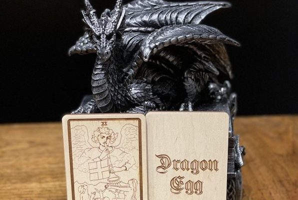 The Dragon Egg