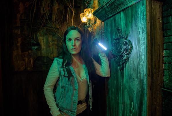 Escape Blair Witch (Egan Productions) Escape Room