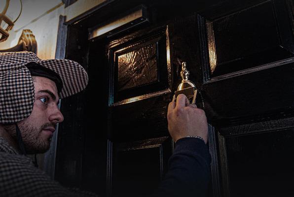 Sherlock's Secret