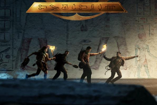 Escape The Lost Pyramid VR (VR City) Escape Room