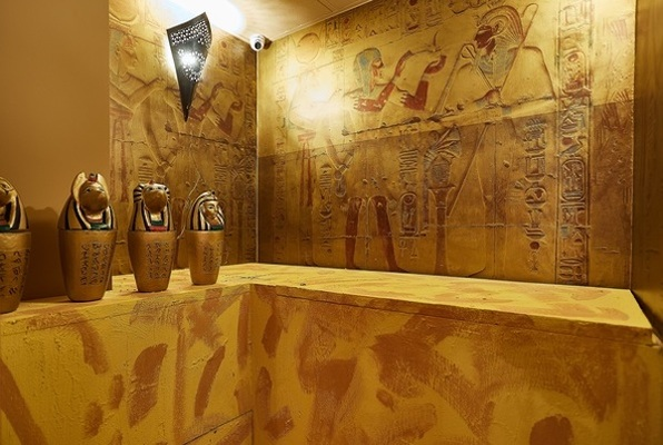 Egyptian Adventure (Scavenger Escape) Escape Room
