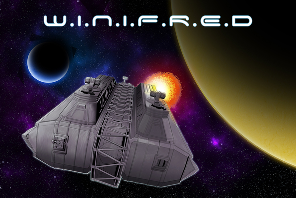 W.I.N.I.F.R.E.D (TimeLock'd) Escape Room