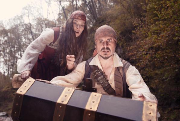 Tortuga Pirates (Escape Reality Newcastle) Escape Room