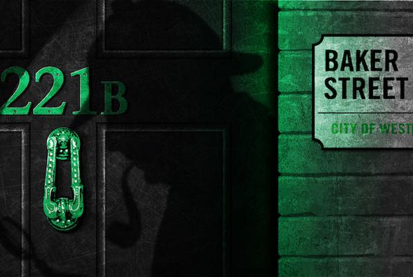 221B Baker Street: The Scarlet Study