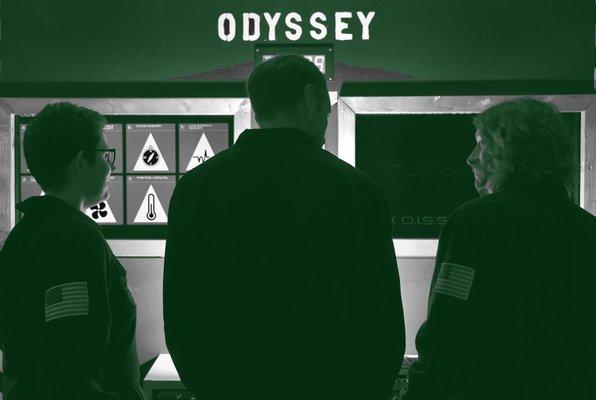 Operation: Odyssey (Escape Hull) Escape Room
