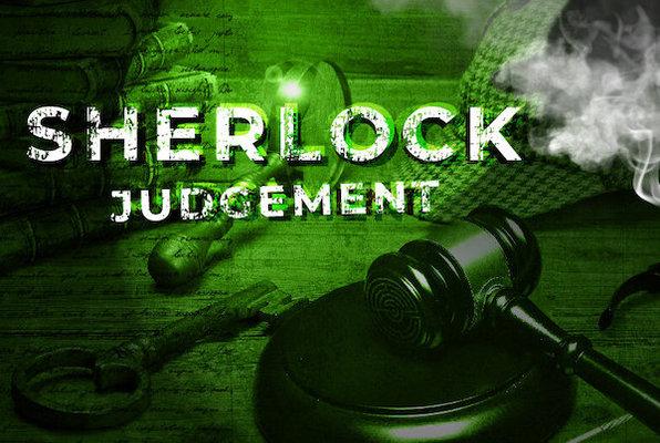 Sherlock Judgement