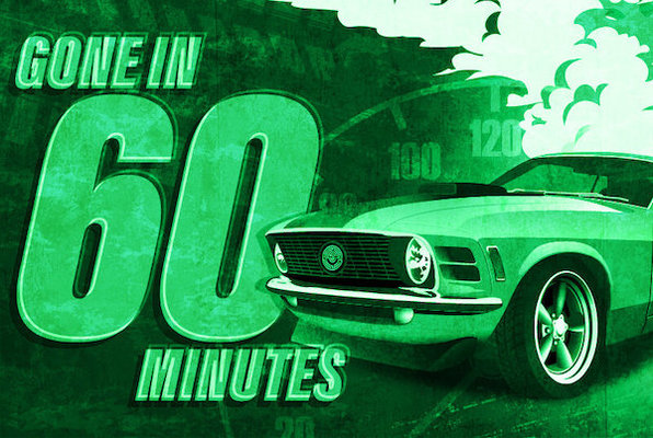 Gone in 60 Minutes (Escape Lincoln) Escape Room