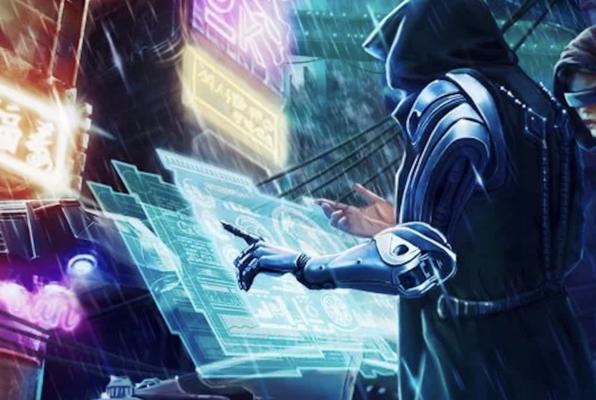 Cyberpunk VR (Sneaky Dog Escapes) Escape Room