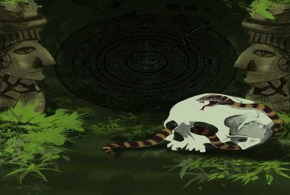 The Mayan Curse (Escape Games) Escape Room