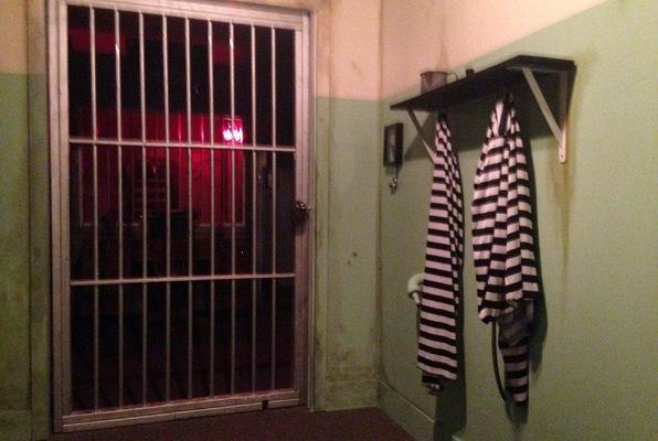 Escape Death Row (The Real Escape) Escape Room
