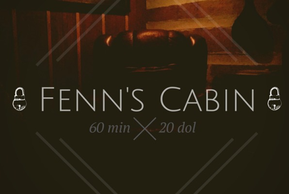 Fenn's Cabin (Jackson Escape Rooms) Escape Room