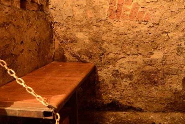 Börtöncsapda (Időcsapda) Escape Room