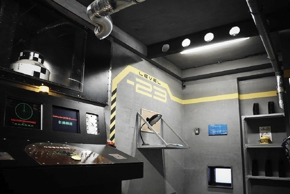 Armageddon (TRAP) Escape Room