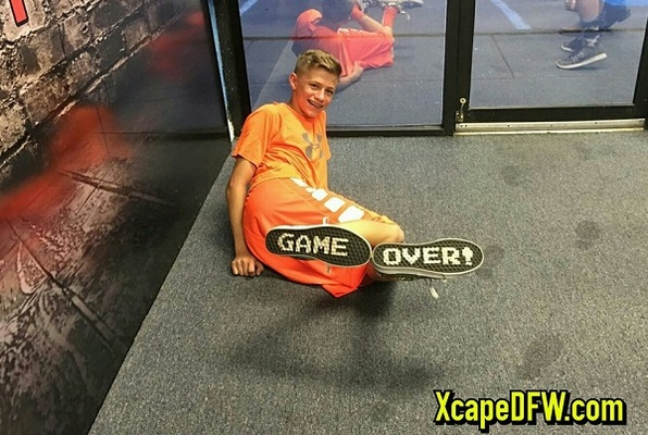 Game Over (Xcape Adventures) Escape Room
