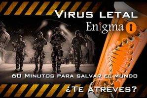Квест Virus Letal