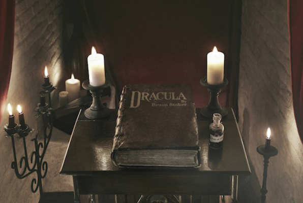 Vampire's Castle (Mystery Room) Escape Room