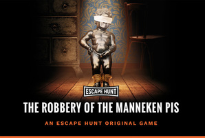 Квест Robbery of the Manneken Pis