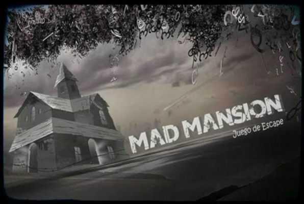 Episodio1:proyecto gibeon (Mad Mansion) Escape Room
