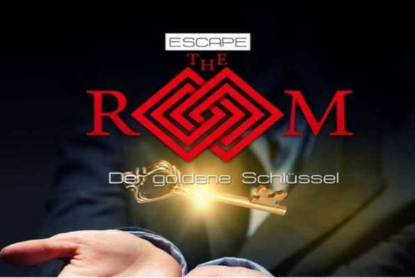 DER GOLDENE SCHLÜSSEL (The Room) Escape Room