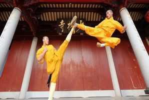 Квест Kung Fu