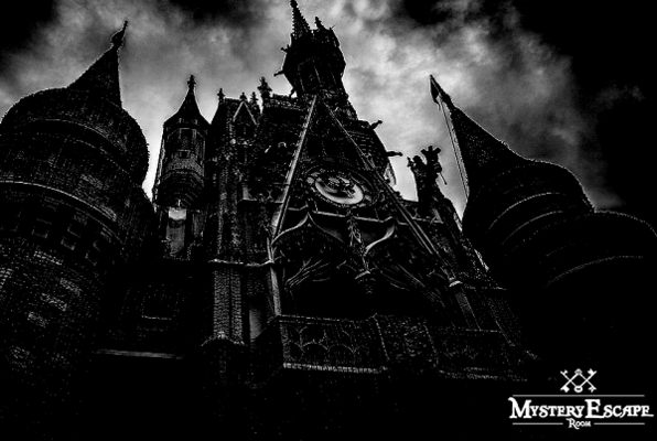 Dracula's Castle Haunted Escape
