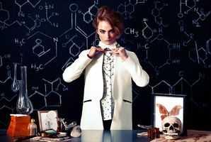 Квест Crazy Lab