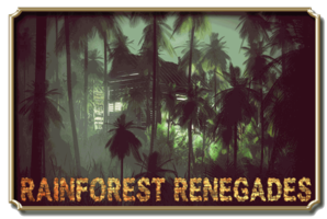 Квест Rainforest Renegades