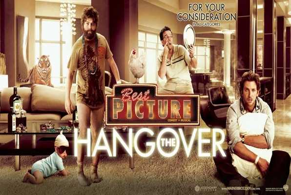 The Hangover (Tick Tock Escape) Escape Room