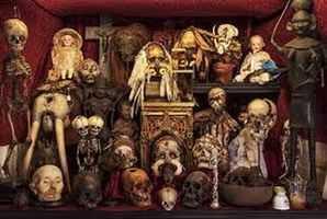 Квест Cabinet of Curiosities