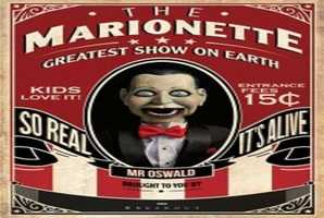 Квест Mr Oswald's Greatest Show