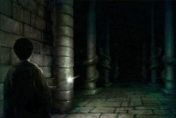 Horcrux: Haunted Mansion