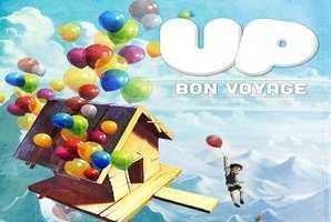 Квест Up - Bon Voyage