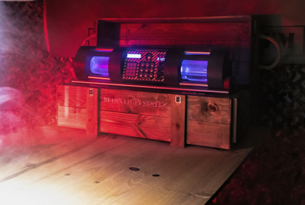 La Viuda Negra (Skp Room) Escape Room