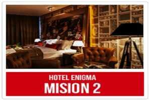 Квест Hotel Enigma