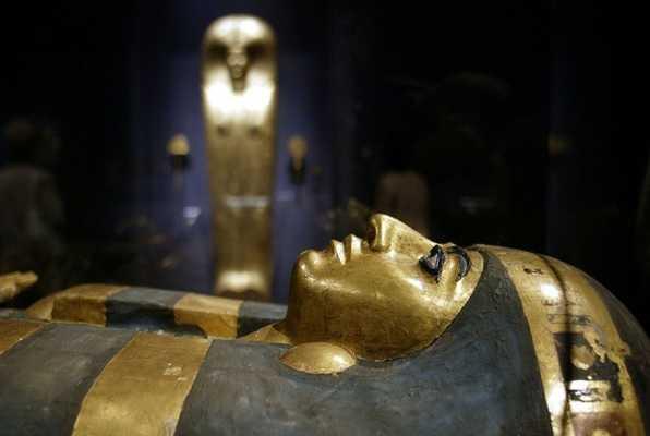 Tomb Pharaoh Room (Escape Conundrum) Escape Room