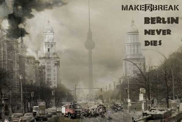 Berlin Never Dies (Make a Break) Escape Room