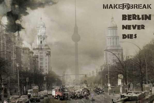 Berlin Never Dies