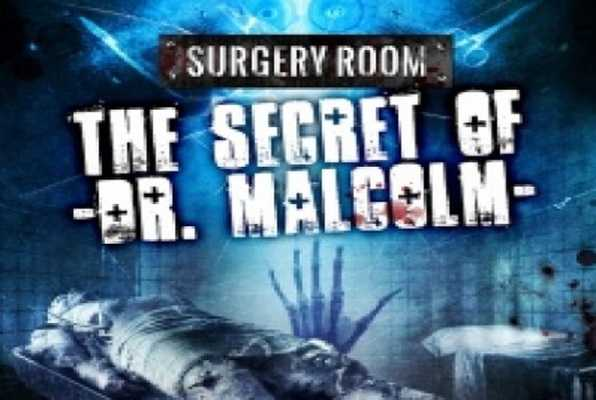 The Secret of Dr. Malcolm (Escape Room Malaysia) Escape Room