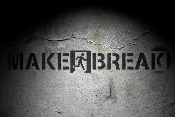 Breaking Mad (Make a Break) Escape Room