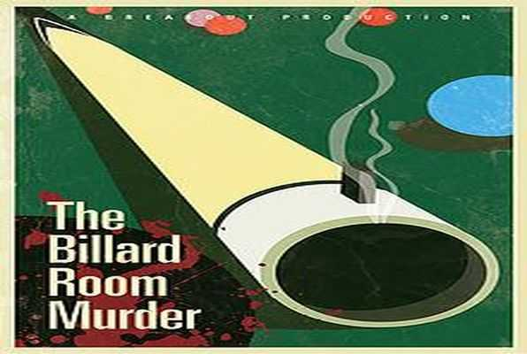 The Billiard Room Murder (EscapeZone) Escape Room