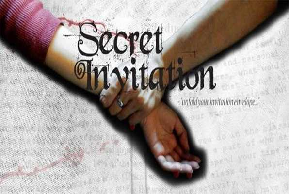 Secret Invitation