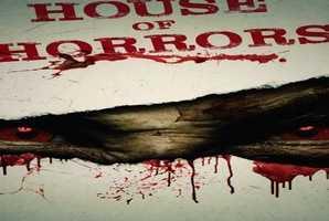 Квест House of Horrors