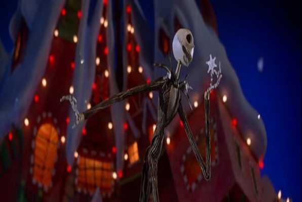 Nightmare Before Christmas (Krakit) Escape Room