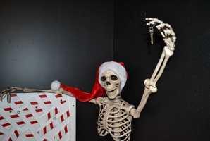 Квест Nightmare Before Christmas